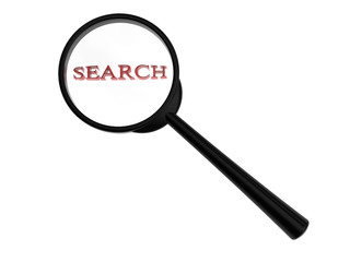 Search magnifying glass