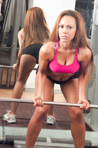 sexy gym girls