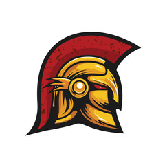 Glory Spartan Head