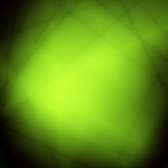 Green blur nature abstract eco background