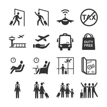 Aviation icon series 4