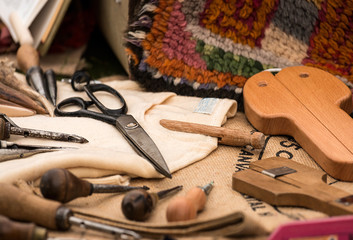Carpet Weaving tools