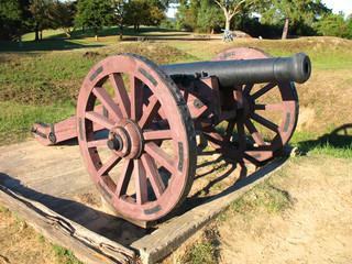 Yorktown Virginia National Historic Park Canon