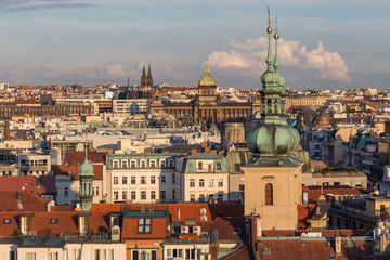 PRAGUE IN CZECH