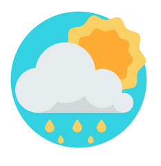 Weather Business concept vector design