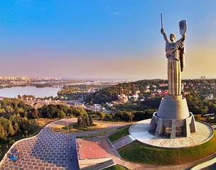 Canvas Prints Kiev Motherland, Kiev