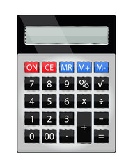 Calculator for basic mathematical operations