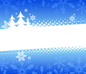 Christmas abstract background. Vector illustration