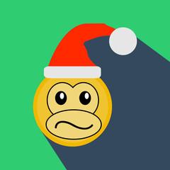 2016, monkey happy new year, merry christmas