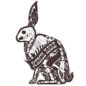 Vector March Hare