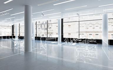 Büroeinrichtung (Gestaltung)