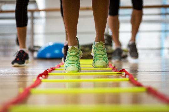 Ladder workout
