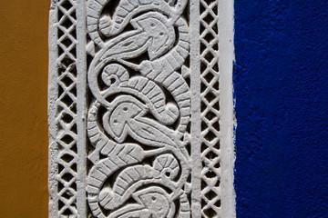 Details of arabian architecture