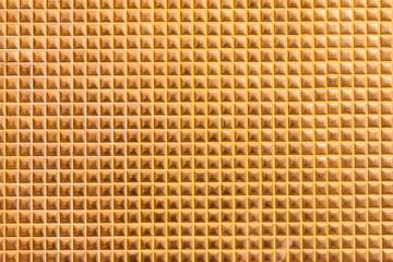 Wall Mural - Closeup of the small golden mosaic 2