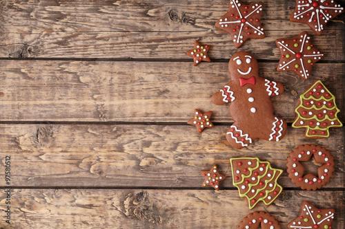 Рождество Христово печенье бесплатно