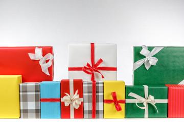 Bunte, kleine, große, schöne Geschenke