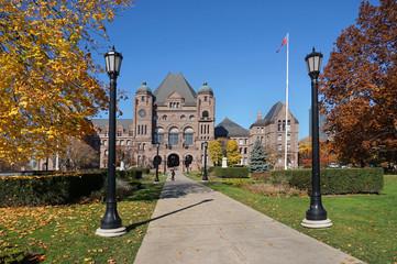 Ontario Provincial Parliament Building, Toronto