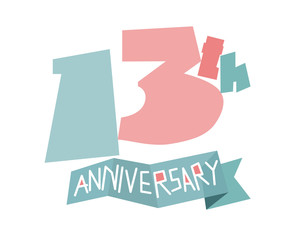 happy 13th anniversary