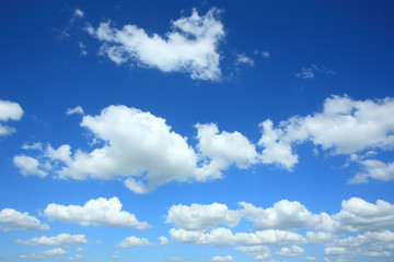 blue sky, blue sky and miracle cloud
