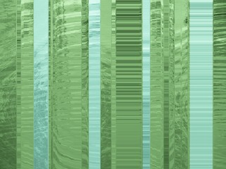 abstract green background texture with some blue stripes