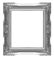 Picture Frames Silver