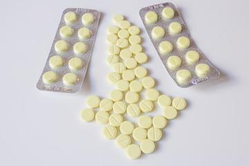 Много таблеток здоровье лечение