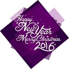 new year 2016_shape puple