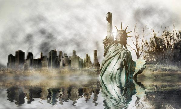 Apocalypse in New york