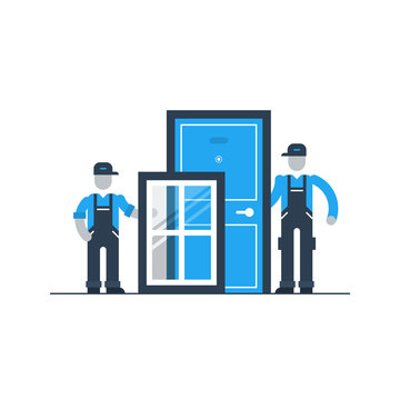 Windows and doors installment services