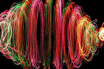 movement of light (light strip)