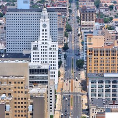 Philadelphia aerial view