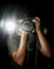 Gegenlichtblende Fotograf