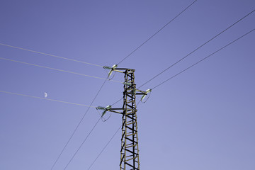 Central electrical energy