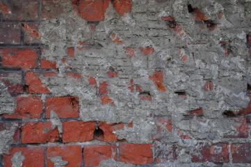 ściana z cegły tekstura