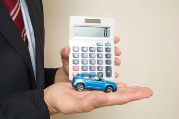 自動車購入イメージ