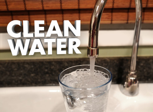 Clean Water Testing Pure Quality Drinking Faucet Tap