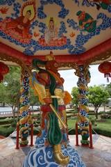 Magic Monkey statue