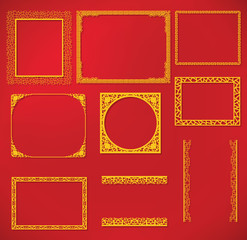 chinese frame