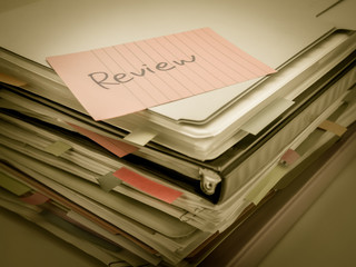 The Pile of Business Documents; Review