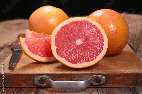 дольки грейпфрута  № 2133941 бесплатно