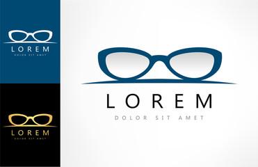 Eyeglasses logo