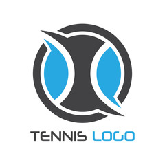 Tennis Logo - Tennis Ball Object