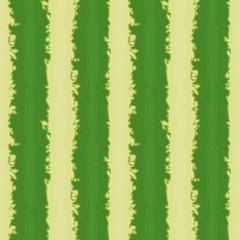 Watermelon Seamless Vector Pattern