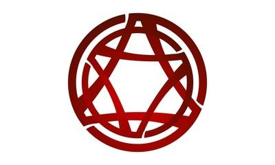 Letter A Modern Logo