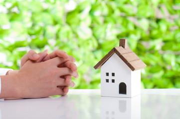 住宅販売 ビジネスイメージ