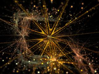 Fractal stars