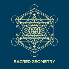 Sacred geometry. Hipster symbols and elements. Abstract Geometric Patterns with Hipster Style. Geometric shapes, triangles, line design