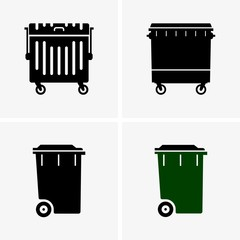 Dumpsters (shade pictures)