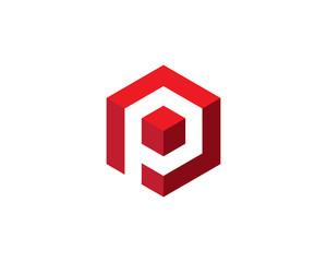 Search Photos P Logo