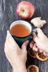 herbal, fruit tea / winter tea
